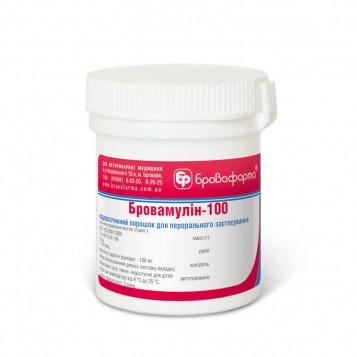 Бровамулін-100